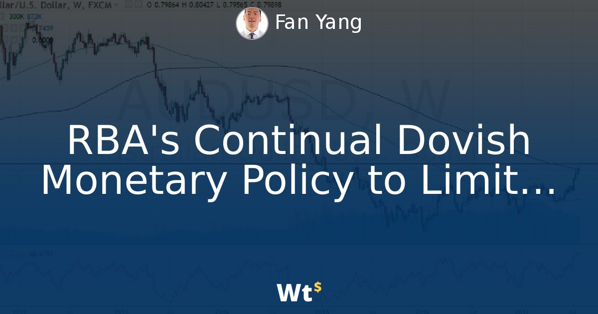 Thumbnail for RBA's Continual Dovish Monetary Policy to Limit Aussie Strength