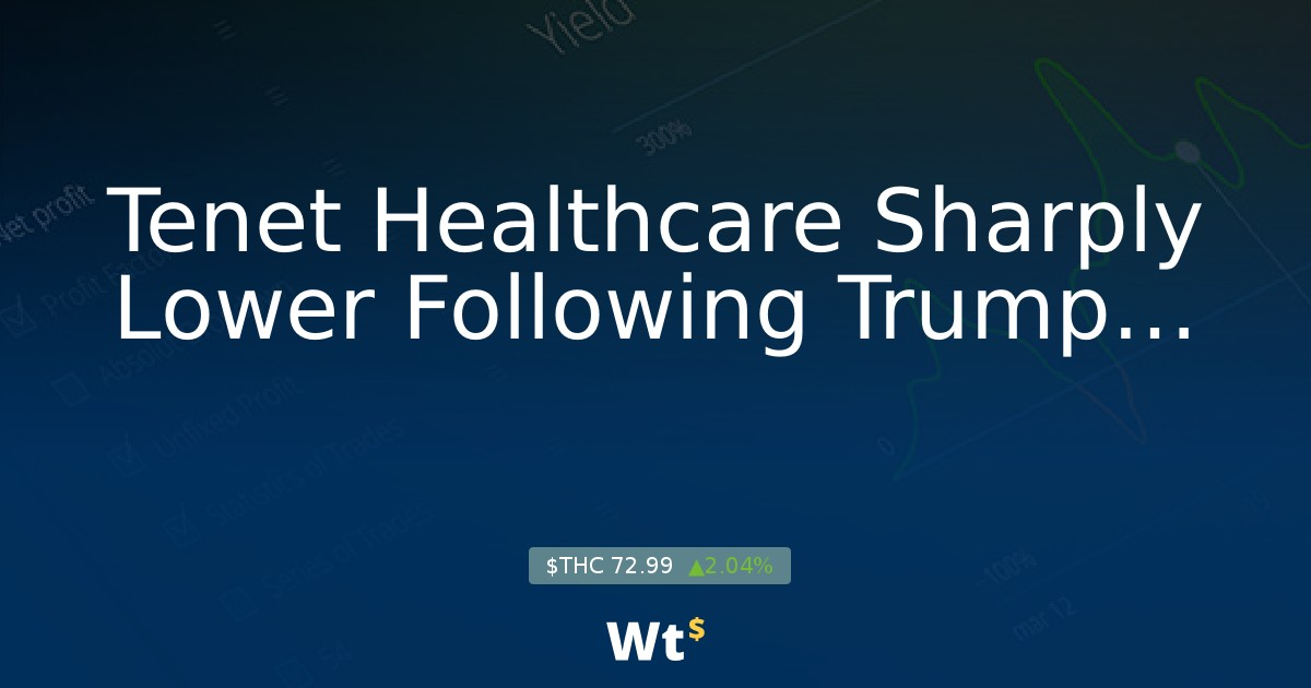 tenet health care